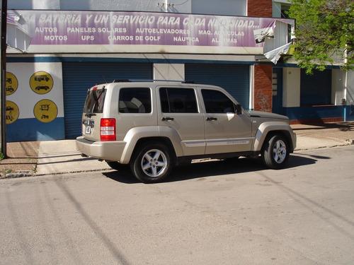 jeep cherokee limited 3,7. v6  nafta/gnc  2012
