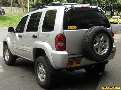 jeep cherokee limited 3700 cc