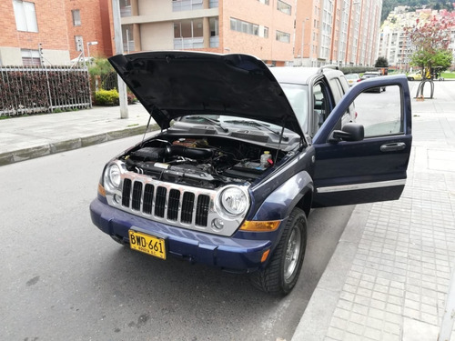 jeep cherokee limited 4x4 2006