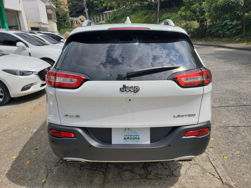 jeep cherokee limited 4x4 2015 automatica 3.2 (630)
