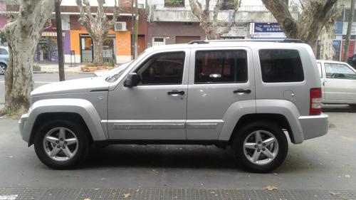 jeep cherokee limited atx 2011 excelente estado tomo usado
