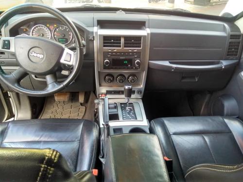 jeep cherokee limited automatica 4x4 blindada