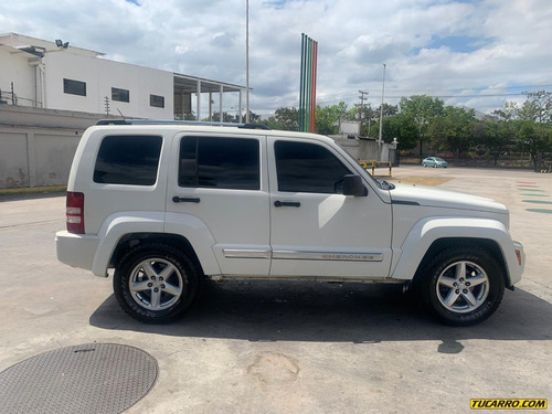 jeep cherokee limited automatica