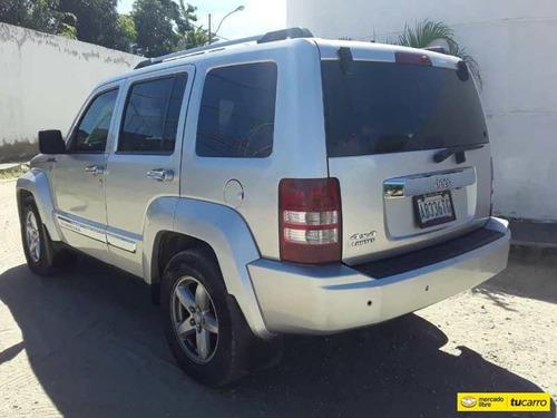 jeep cherokee limited-automática