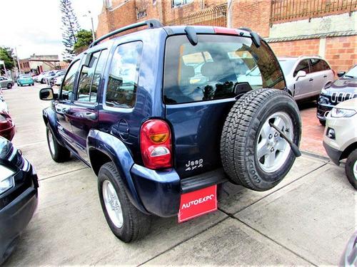 jeep cherokee limited liberty aut 3.7 gasolina 4x4