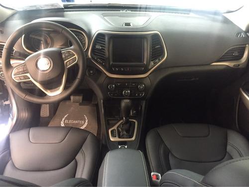 jeep | cherokee limited plus 2017 nueva color plata