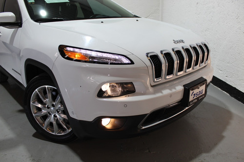 jeep cherokee limited plus 4x2 at 2017