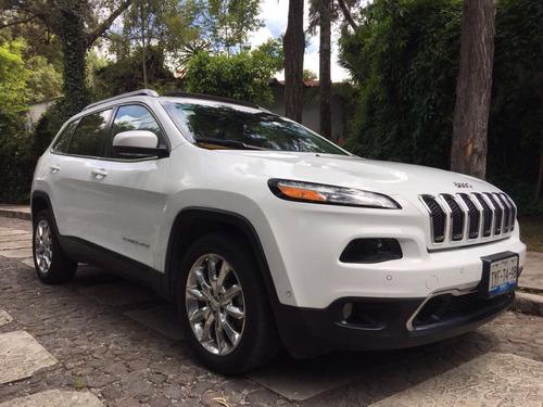 jeep cherokee limited premium  2014