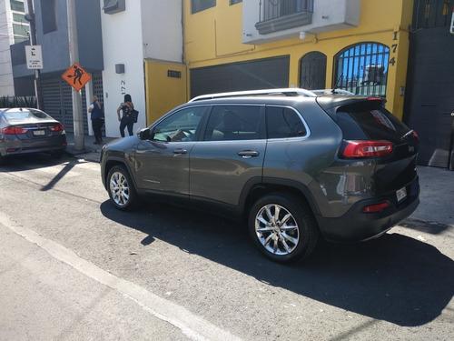 jeep cherokee limited premium plus
