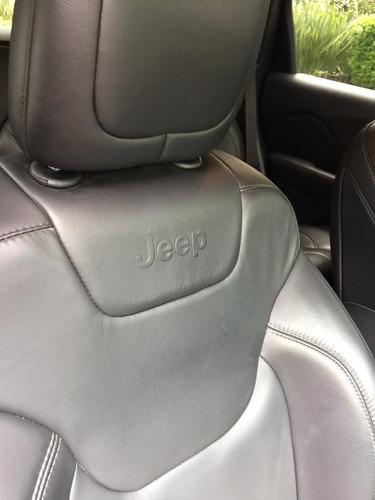jeep cherokee, limited, re-estrénala, único dueño!! 2015