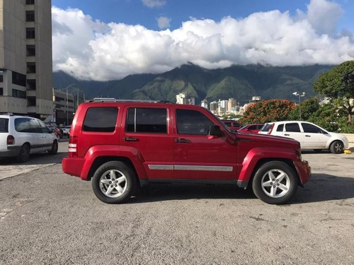 jeep cherokee limted-automatica