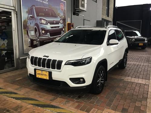 jeep cherokee longitude 2019