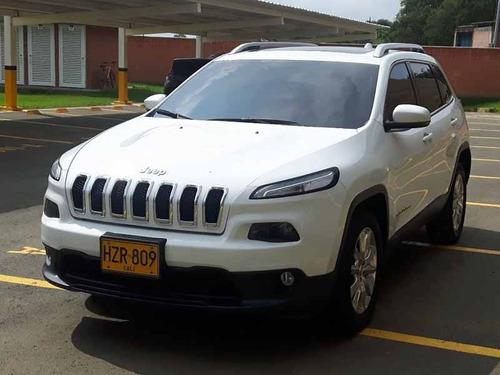 jeep cherokee longitude 4x4