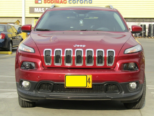 jeep cherokee longitude at 3200