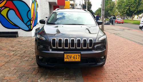jeep cherokee longitude plus