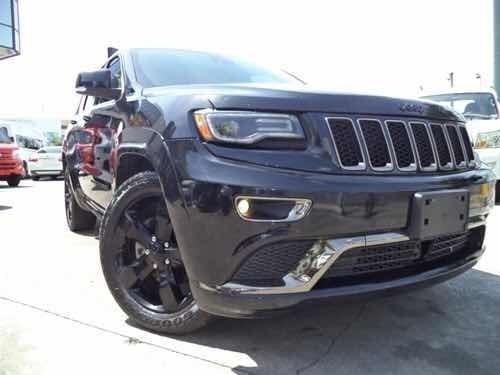 jeep cherokee overlan highaltitude