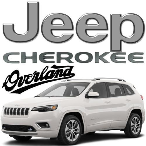 jeep cherokee overland piel sunroof 271hp 6cil 9vel abs rhc