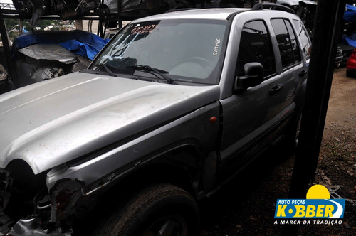 jeep cherokee sport 2007 sucata para peças