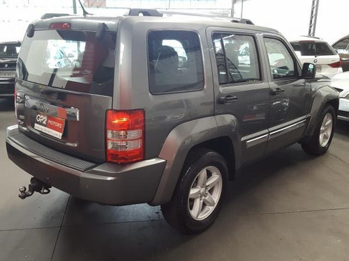 jeep cherokee sport 3.7 4x4 2012 blindado