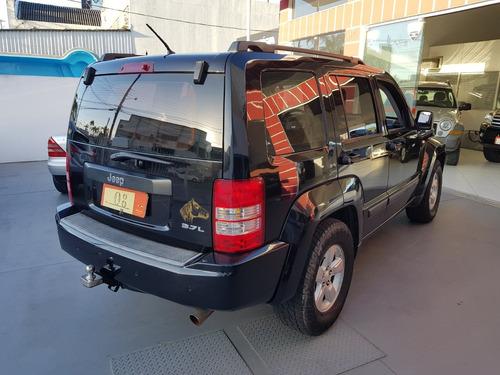 jeep cherokee sport 3.7 4x4 v6 autm. 2008 com gnv geração 5