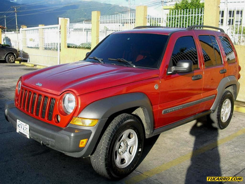 jeep cherokee sport 4p 4x4 - sincronico