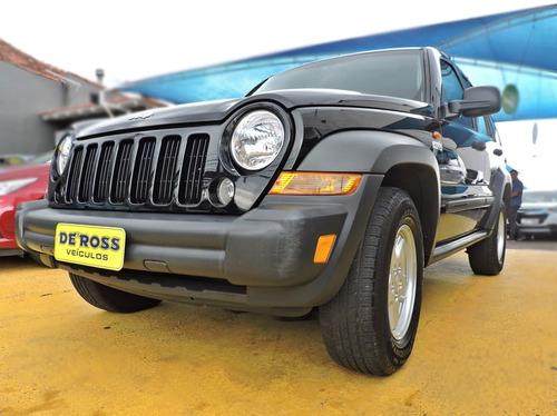 jeep cherokee sport 4x4 3.7 v-6 4p   2006