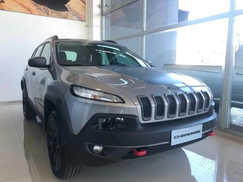 jeep cherokee tailhawk 3.2 4x4 automático 2018 nuevo