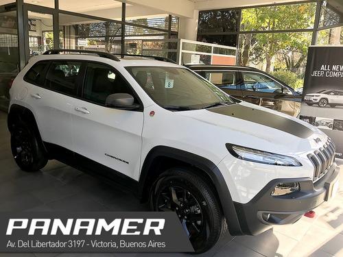 jeep cherokee trailhawk 4x4 2018 ab