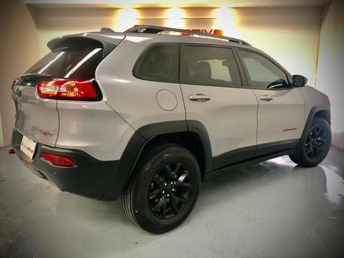 jeep cherokee trailhawk 4x4 at 2018