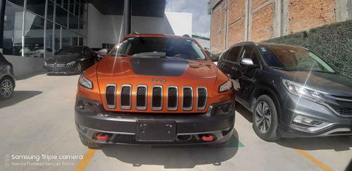 jeep cherokee trailhawk 4x4 v6/3.2 aut