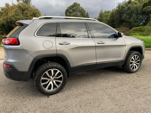 jeep cherokee trailhawk limited 3.2 2015