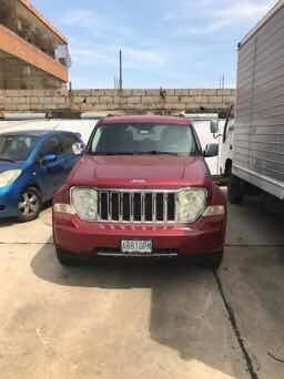 jeep cherokee vendo cherokee 2009
