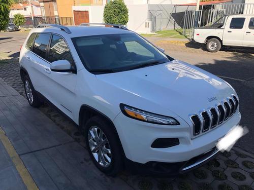 jeep cherokee versión limited