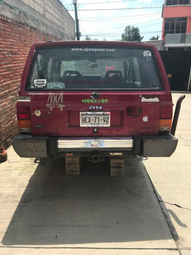 jeep cherokee xj 90 4x4