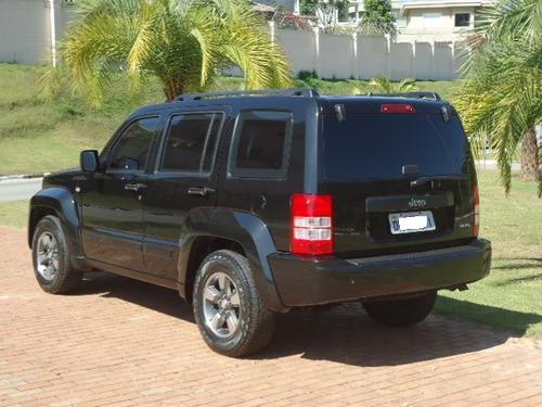 jeep cherokee3.7 sport 4x4 v6 12v gasolina 4p blindado
