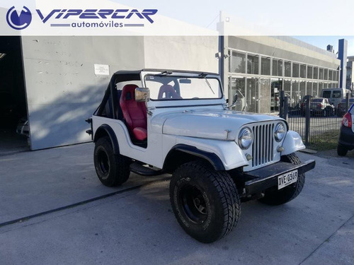 jeep cj-5 motor mustang v8 4.6 1980 impecable!