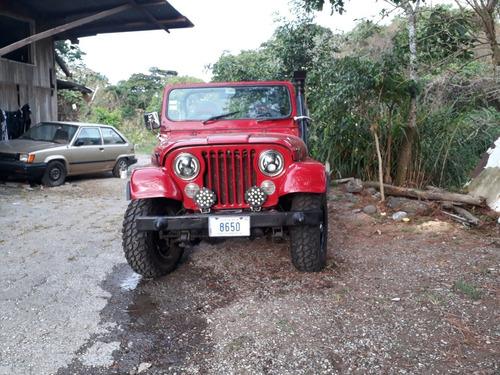 jeep cj 7 1980