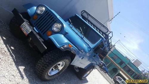 jeep cj cj7 4x4 sincrónico