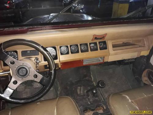jeep cj cj7 llanero