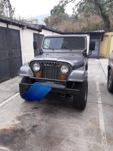 jeep cj jeep cj7 automático