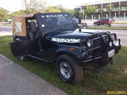 jeep cj renegado