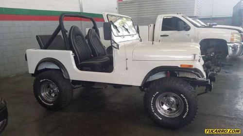 jeep cj sincronico