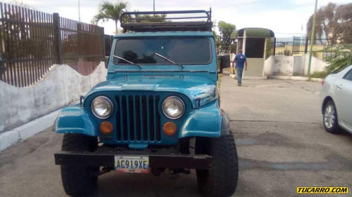 jeep cj sincronico