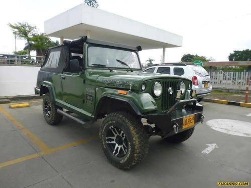 jeep cj willys cj6 campero