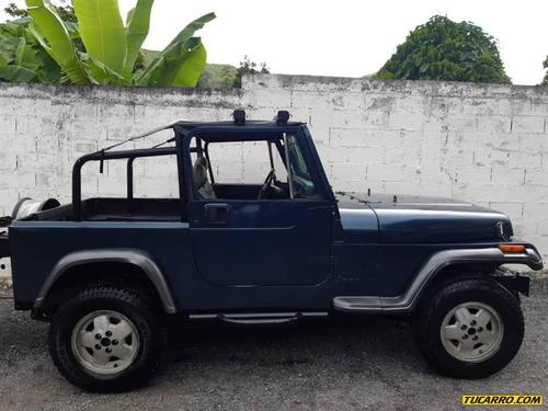 jeep cj wrangler