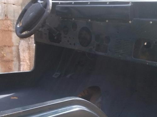 jeep cj5 con todo nuevo para armar