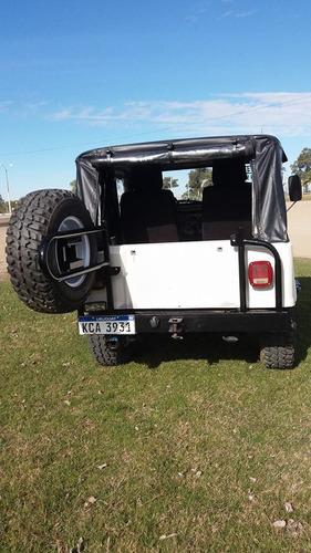 jeep cj5  nafta  y arenero con trailer