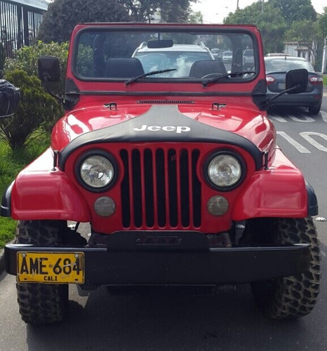 jeep cj7 carpado