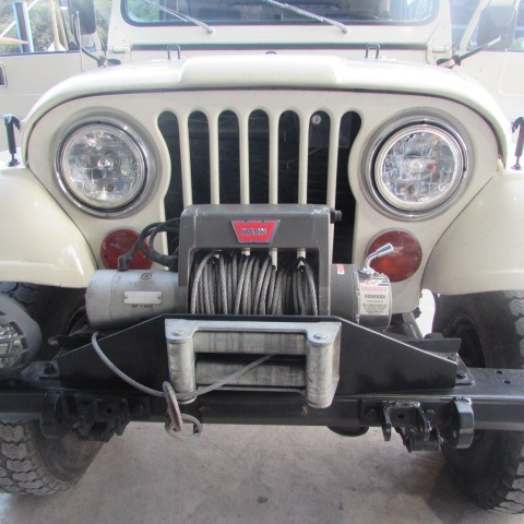 jeep cj7 limited 4x4 1984 perla