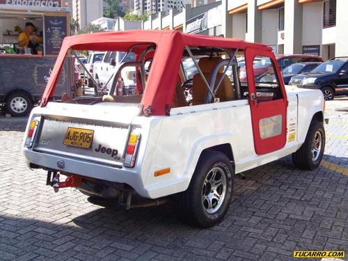 jeep comando